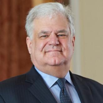 Geoffrey P. Miller portrait