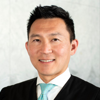 Kenneth Kiyul Lee portrait