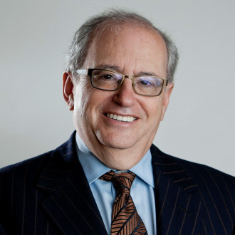 Norman J. Ornstein portrait