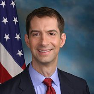 Tom Cotton portrait