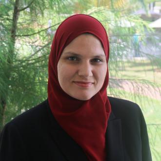 Nadia Batool Ahmad portrait