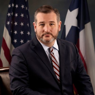 Ted Cruz portrait