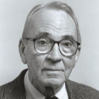 Walter Berns portrait
