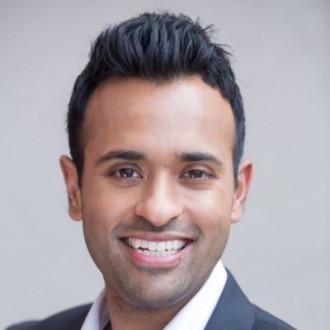 Vivek Ramaswamy portrait