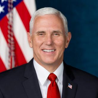 Michael R. Pence portrait