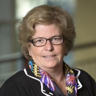 Joanne Medero portrait