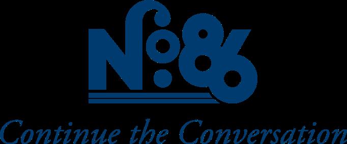 No.86 Logo