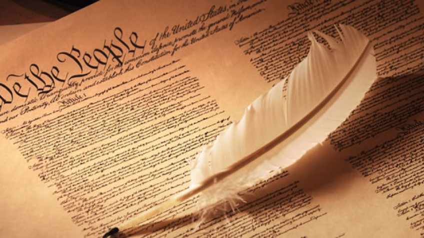 The U.S. Constitution: A cause for celebration - and concern