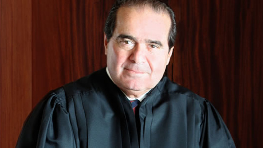 Justice Scalia and National Security