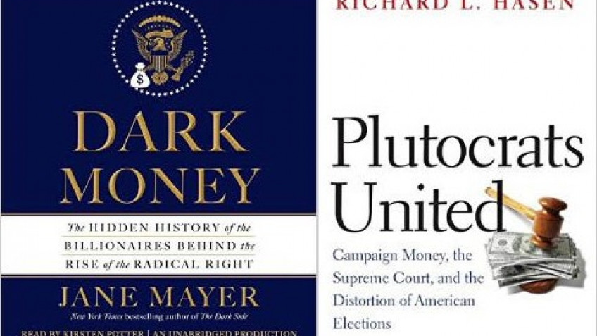 Book Review: Dark Money and Plutocrats United