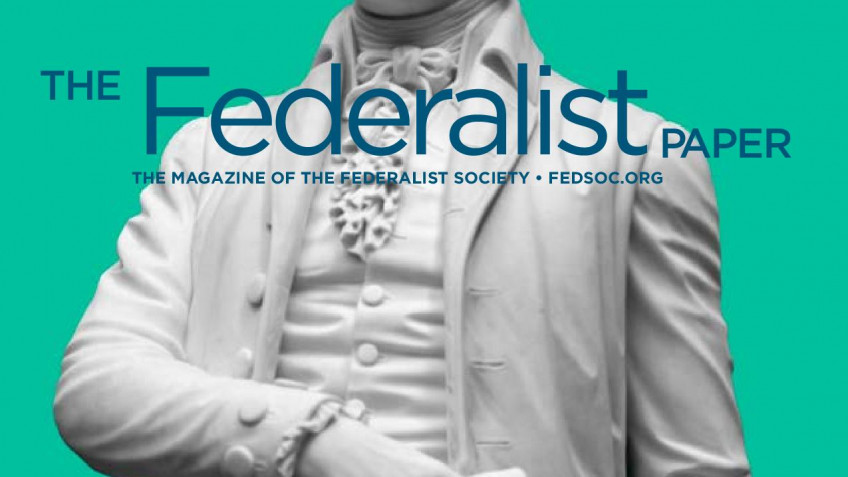 The Federalist Paper, Fall 2016