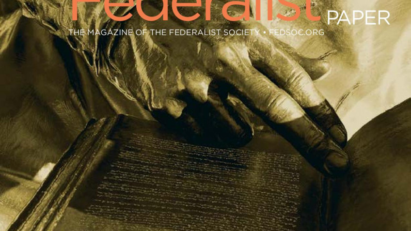 The Federalist Paper, Spring 2016