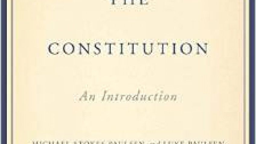 "Justice Alito Reviews ""The Constitution: An Introduction"" by Michael Stokes Paulsen & Luke Paulsen"