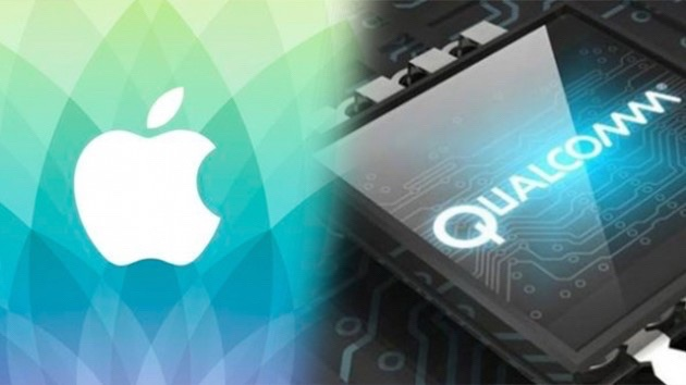Dispatches from the Patent Wars: The High-Stakes Battle Between Qualcomm and Apple