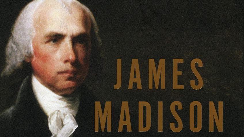 James Madison by Richard Brookhiser - Podcast