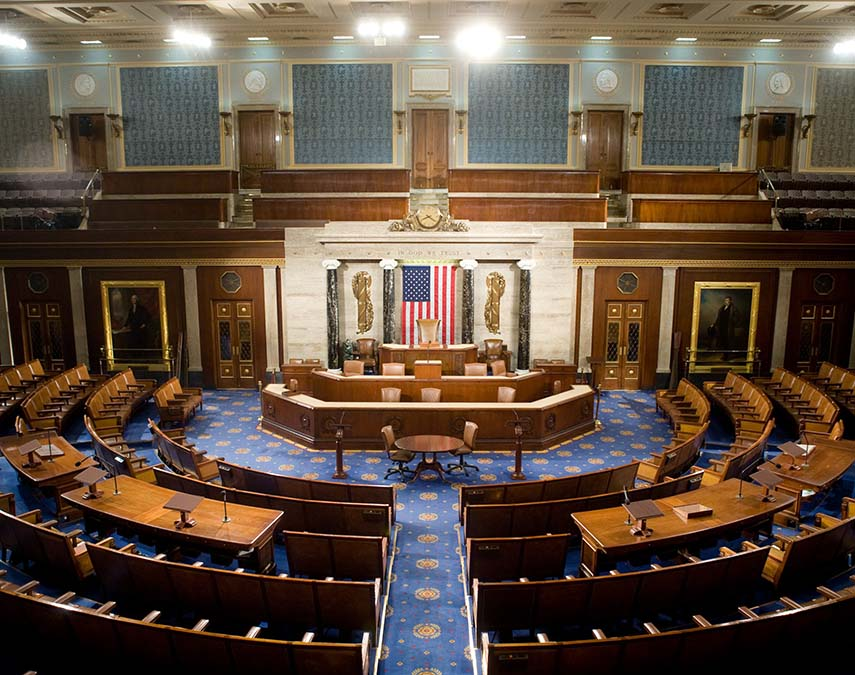 The Separation of Powers and Political Polarization