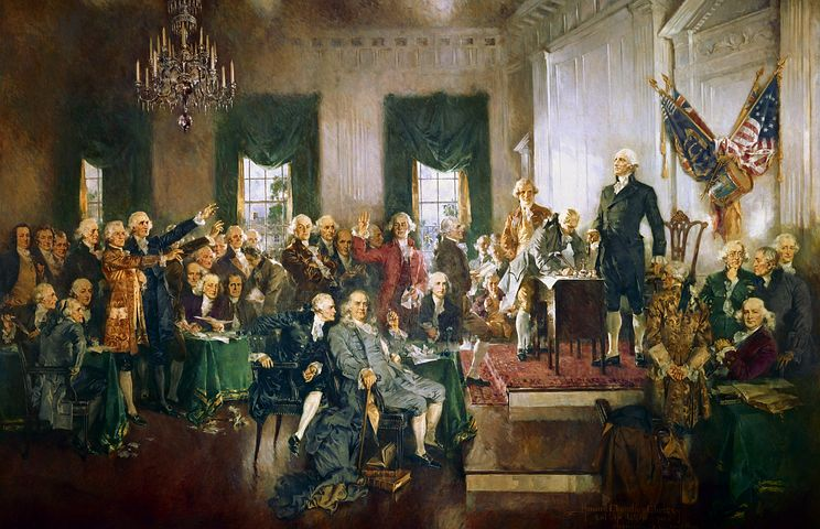 What Does Federalist  #1 Teach Us About the Importance of Civil Discourse?
