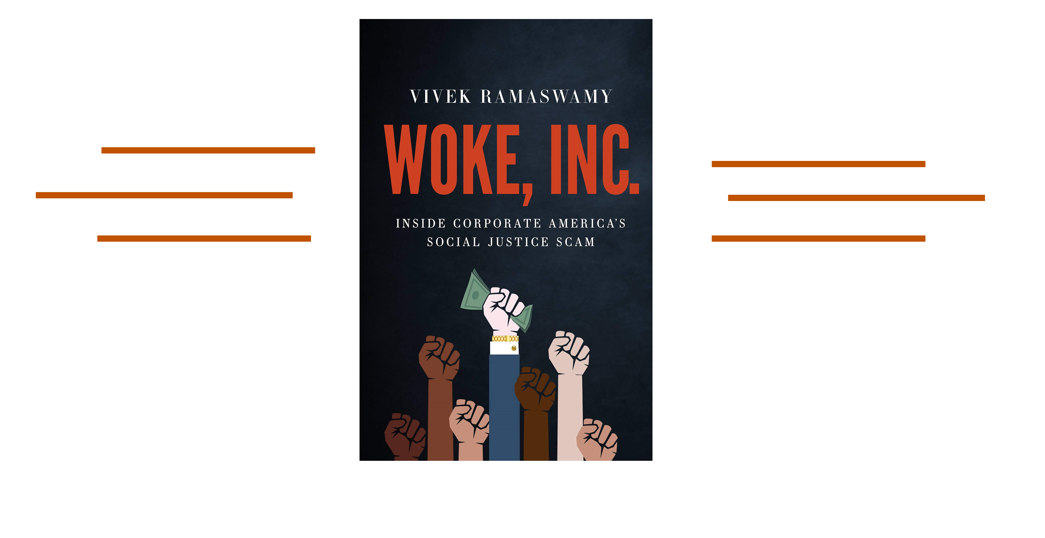 Talks with Authors: Woke, Inc.: Inside Corporate America's Social Justice Scam